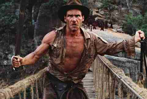 Indiana Jones and the Temple of Doom Bridge