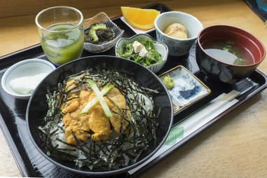 food in Okinawa