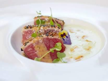 Lucio's tuna