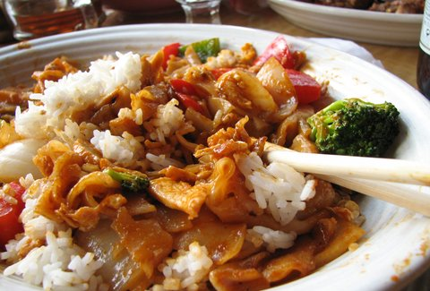 Nara Thai Dining Express A Houston Tx Restaurant
