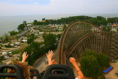 Mean Streak Cedar Point