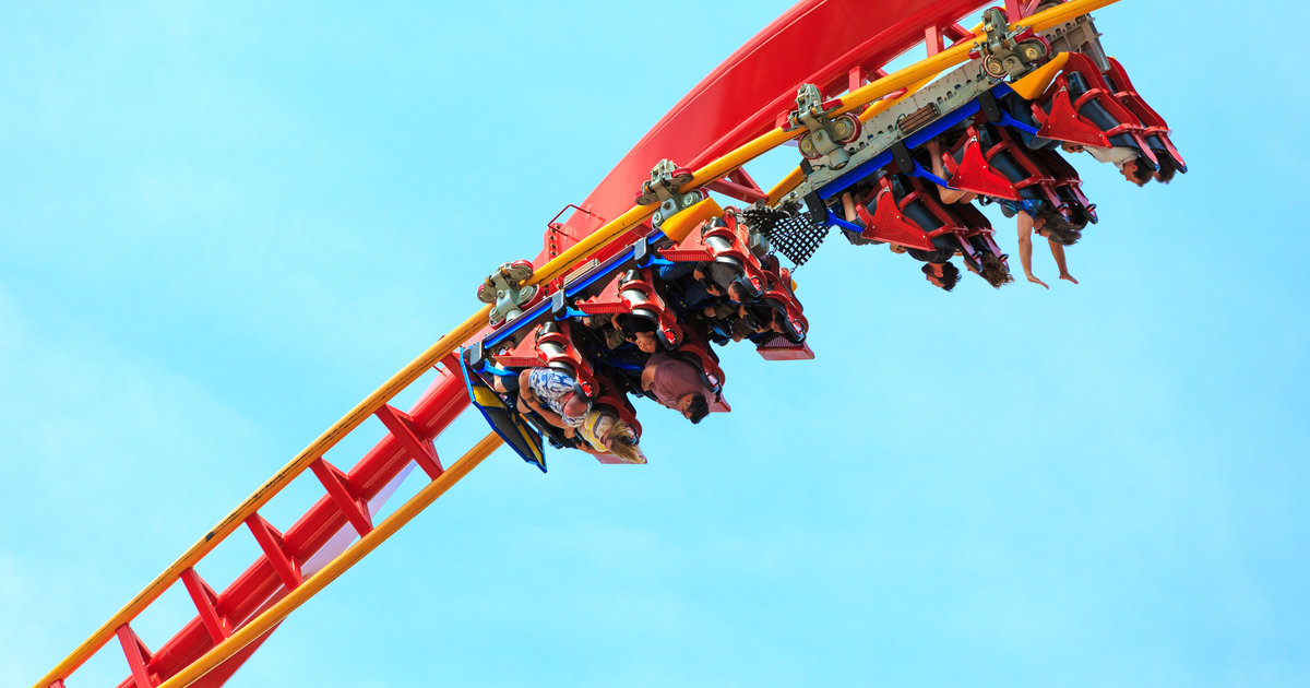 Most Famous Roller Coaster Rides in America - Thrillist