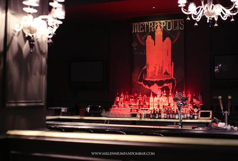 millenium fandom bar interior