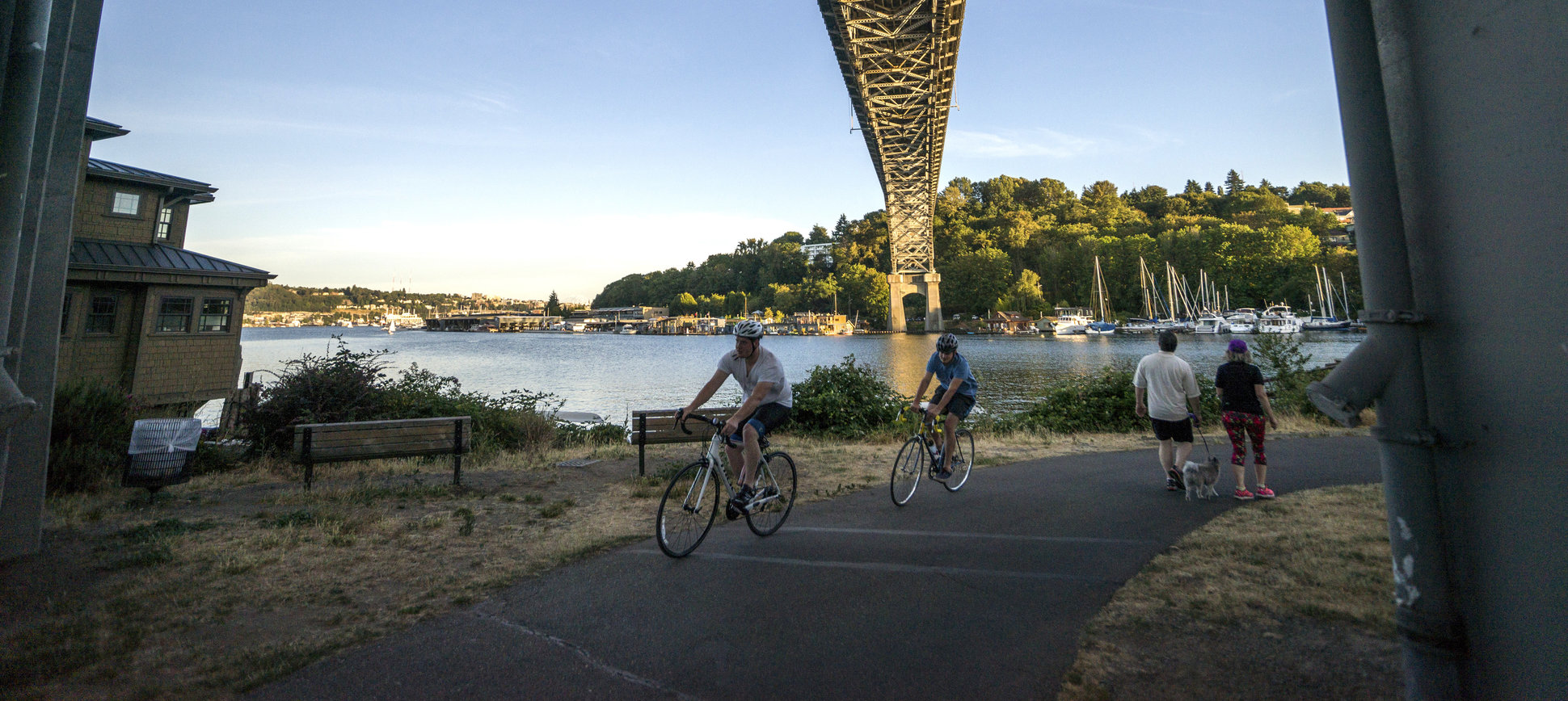 10 Beautiful Seattle Running Paths That\'ll Get You Off Your Couch