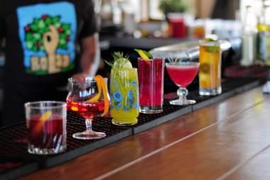 Bolsa cocktail Dallas