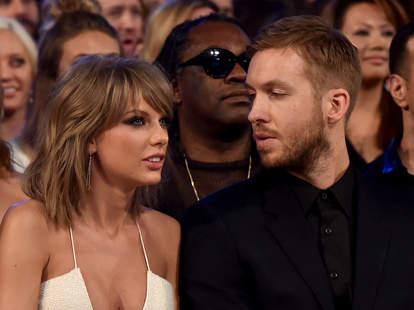 Taylor Swift Calvin Harris Twitter