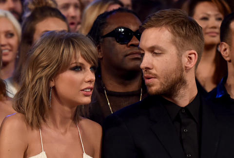 Taylor Swift Calvin Harris Twitter