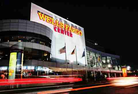 Wells Fargo Center Philadelphia