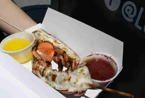 Whole Foods Luke's Lobster
