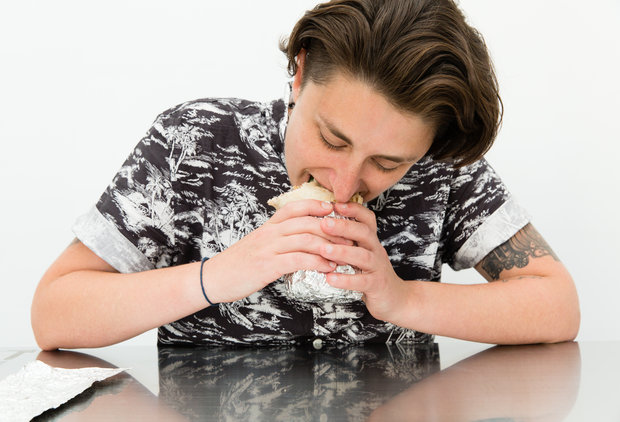 There\'s One Right Way to Eat a Burrito