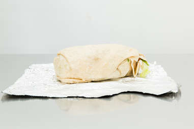 sad burrito