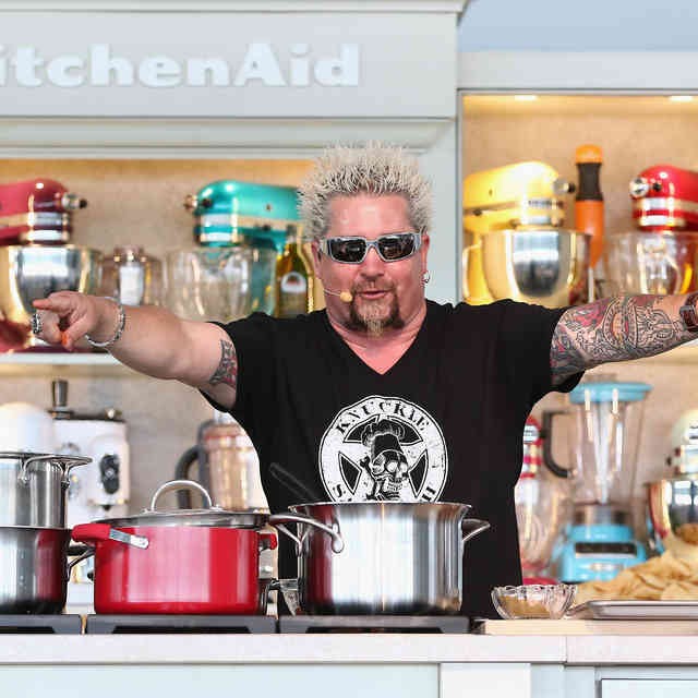 Revelations From Guy Fieri\'s Twitter, Instagram and More