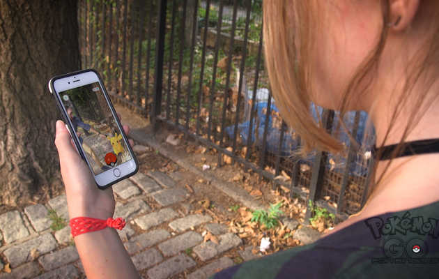 Find the Charmander to Your Pikachu With 'Pokémon Go,' the Greatest Dating App