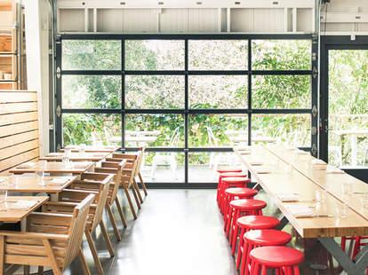 healdsburg SHED cafe