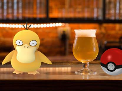 Pokemon Go drinking guide