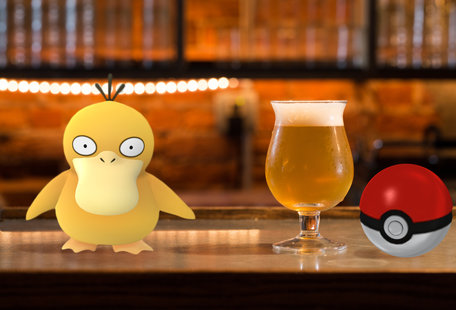 How to Drink Your Way Through NYC While You Try to Catch \'Em All