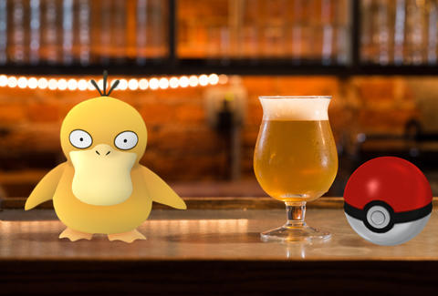 Pokemon Go drinking guide