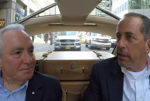 Jerry Seinfeld Lorne Michaels