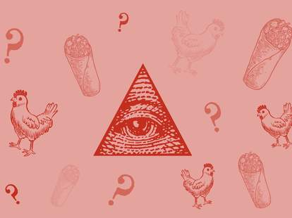 Food conspiracy theories