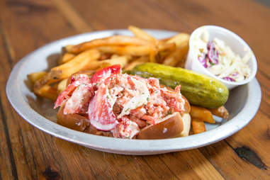 Lobster Joint lobster roll