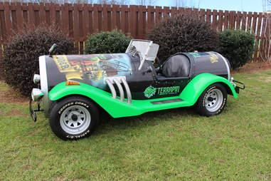 Terrapin Can Car