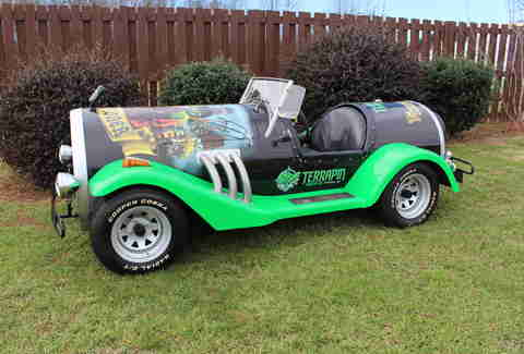Terrapin Can Car