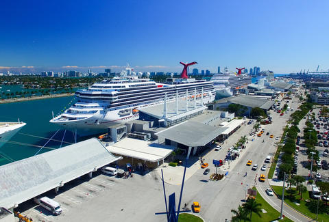 cruise ship port of miami