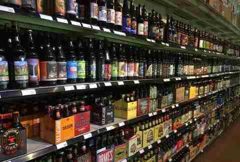 When buying the best craft beers don 39 t be afraid to screw for Best online craft beer store