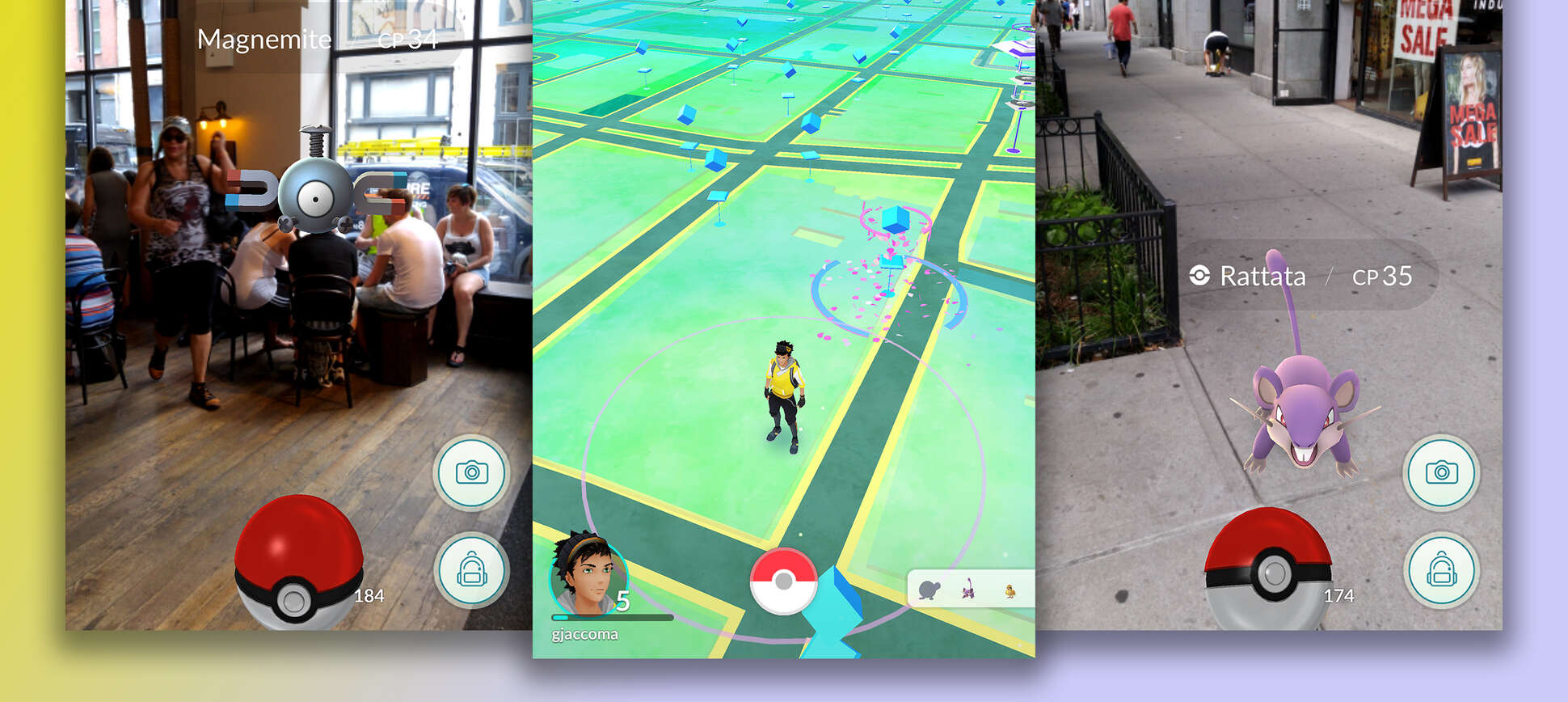 How \'Pokémon Go\' Could Leave Dating Apps in the Dust