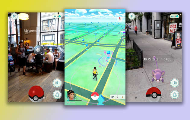 How 'Pokémon Go' Could Leave Dating Apps in the Dust