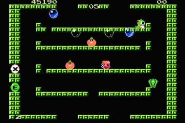 Bubble Bobble on Nintendo Classic