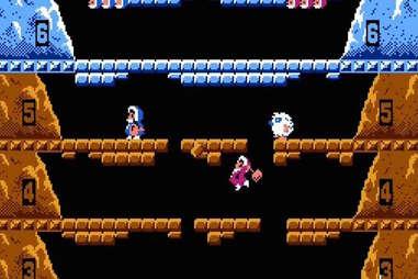 Ice Climber on Nintendo Classic