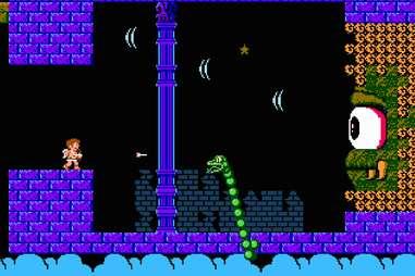 Kid Icarus on Nintendo Classic