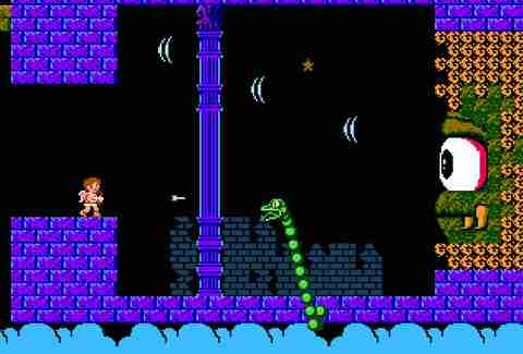 Kid Icarus on Nintendo Classic