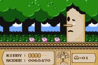 Kirby's Adventure on Nintendo Classic