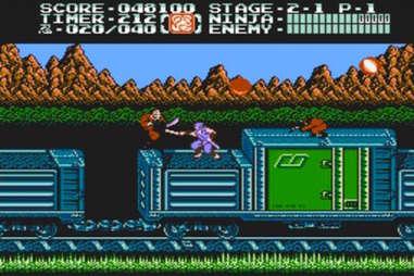 Ninja Gaiden on Nintendo Classic