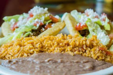 Tex-mex food Texas