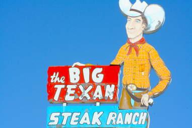 The Big Texas Steak Ranch