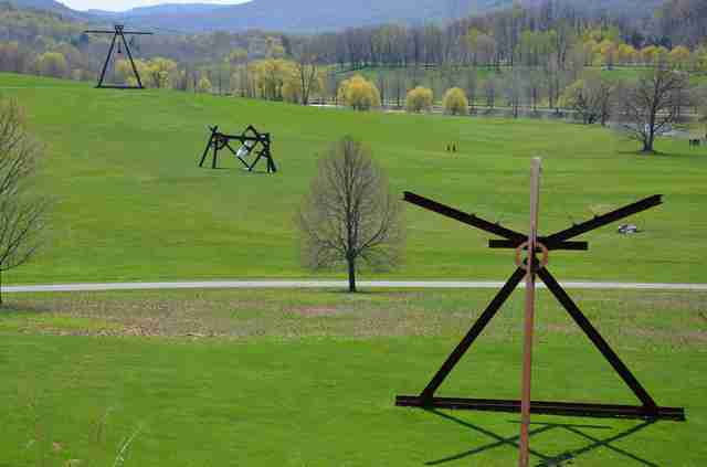 Storm King Art Center Mark DiSuvero
