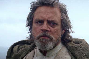 luke skywalker the force awakens