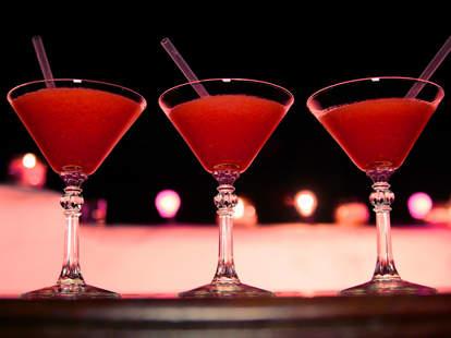 strawberry cocktials
