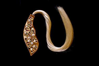 Casanova human hair whip