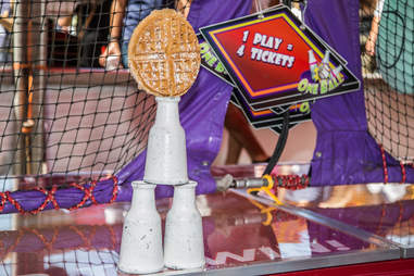 Chicken and Waffle on a stick, OC Fair Food
