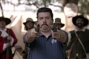 Danny McBride Vice Principals Guns