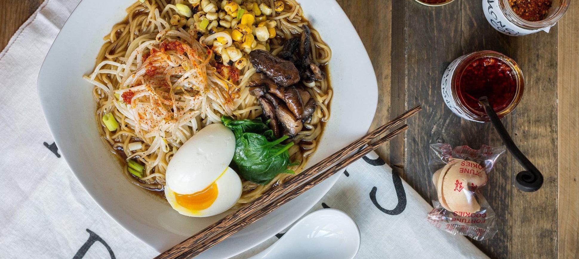 A Guide to DC\'s Best Ramen Restaurants