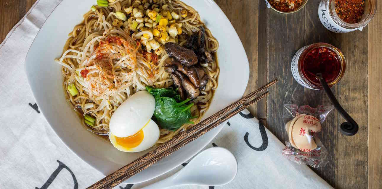 A Guide to DC\'s Best Ramen Restaurants
