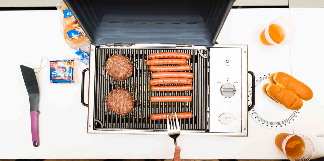 Smokeless Indoor Grills Let You BBQ Anywhere, Anytime