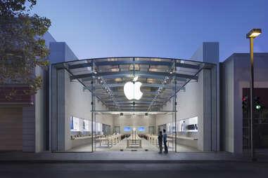 Apple's Palo Alto Store