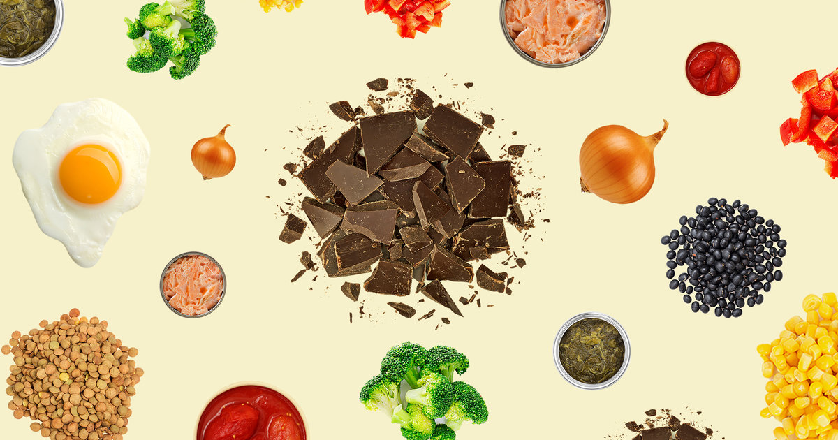 9 Cheap Foods Nutritionists Swear By