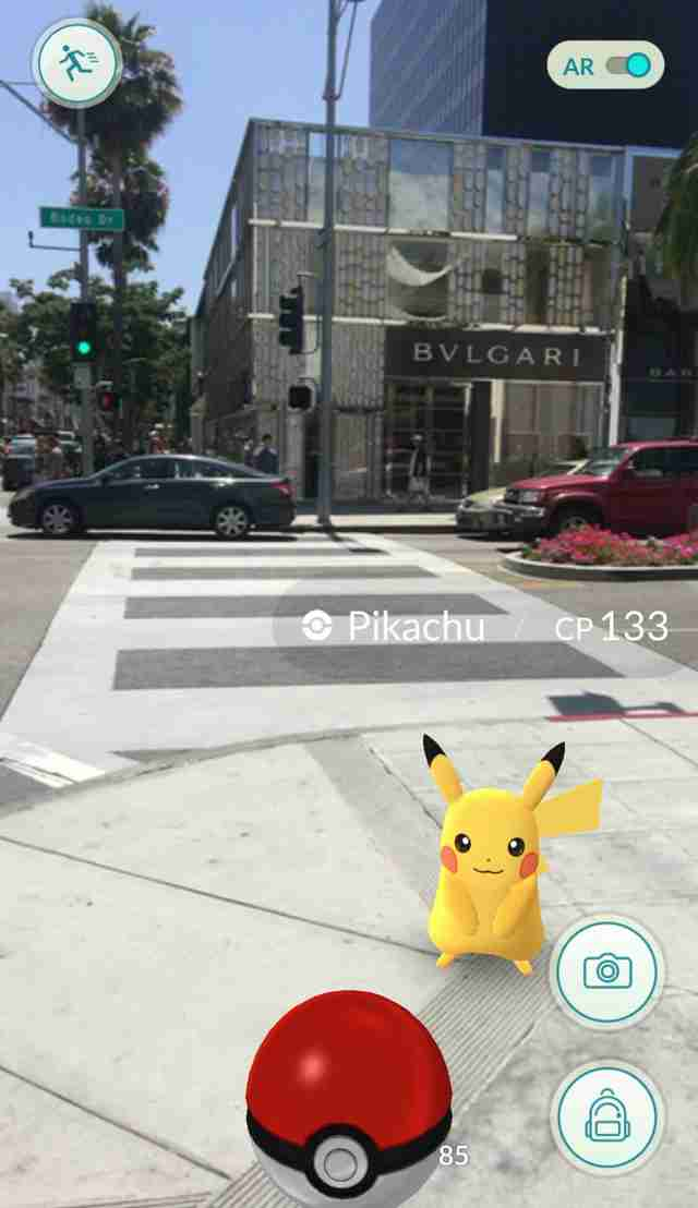 Pokemon Beverly Hills